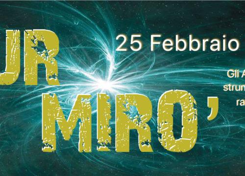 Tour Mirò 3° serata – 25 Febbraio 2018